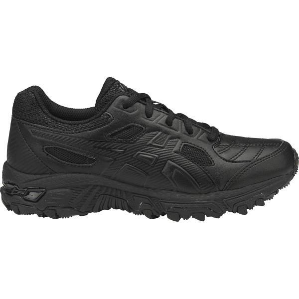Asics Gel Trigger 12 GS - Kids Cross Training Shoes - Black/Onyx