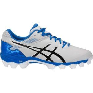 Asics Gel Lethal Touch Pro 6 - Mens Turf Shoes - Glacier Grey/Black/Directoire Blue