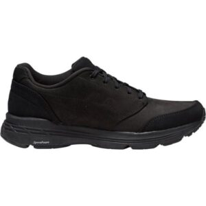 Asics Gel Odyssey Nubuck - Womens Walking Shoes - Triple Black