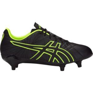 Asics Gel Lethal Tigreor ST - Mens Football Boots - Black/Hazard Green