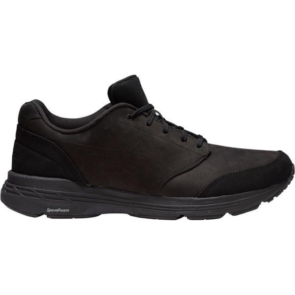 Asics Gel Odyssey Nubuck - Mens Walking Shoes - Triple Black