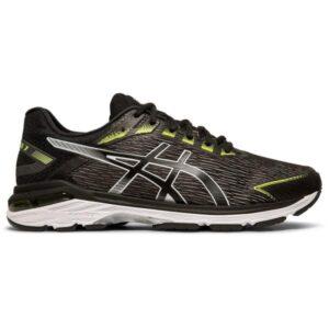 Asics GT-2000 7 Twist - Mens Running Shoes - Black/Green