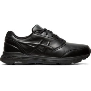 Asics Gel Odyssey - Mens Walking Shoes - Triple Black