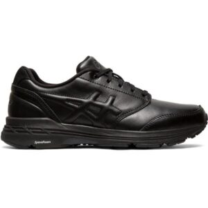 Asics Gel Odyssey - Womens Walking Shoes - Triple Black