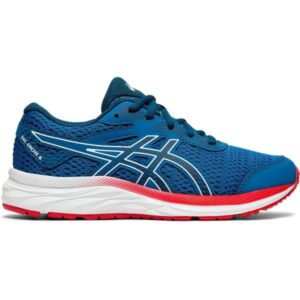 Asics Gel Excite 6 GS - Kids Running Shoes - Lake Drive/Midnight
