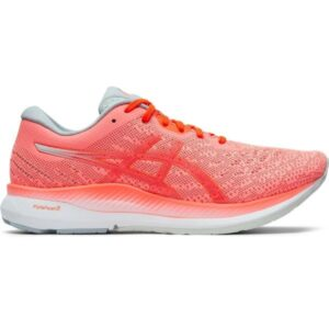 Asics EvoRide - Womens Running Shoes - Sun Coral/Flash Coral