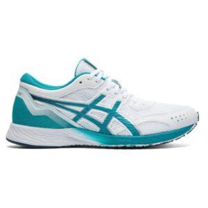 Asics Gel Tartheredge - Womens Running Shoes - White/Lagoon