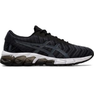 Asics Gel Quantum 180 5 - Womens Sneakers - Black/Carrier Grey