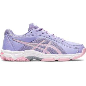 Asics Gel Netburner Super GS - Kids Netball Shoes - Vapor/Cotton Candy