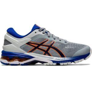 Asics Gel Kayano 26 GS - Kids Running Shoes - Polar Shade/Black/Blue