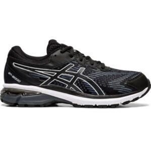 Asics GT-2000 8 GS - Kids Running Shoes - Black/White