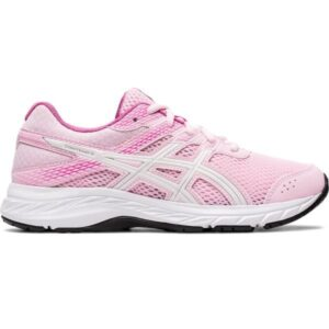 Asics Contend 6 GS - Kids Running Shoes - Cotton Candy/White