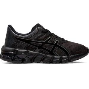 Asics Gel Quantum 90 2 PS - Kids Sneakers - Graphite Grey/Black