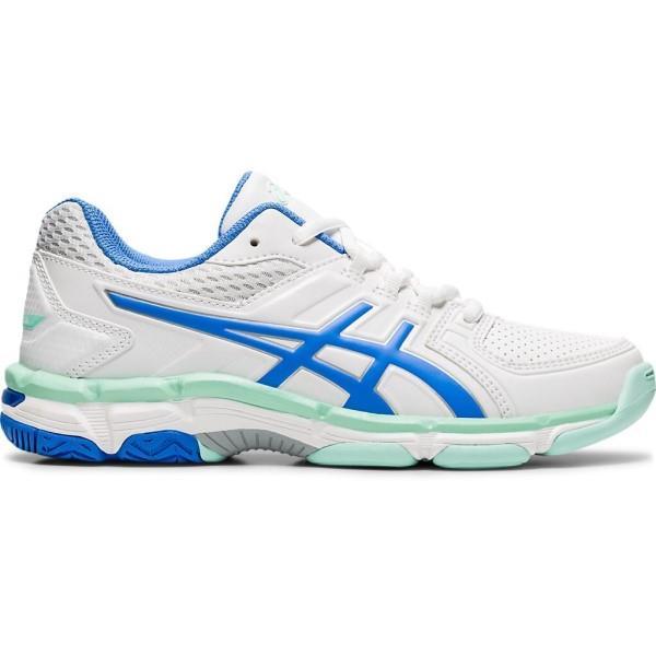 Asics Gel 540TR GS - Kids Cross Training Shoes - White/Blue Coast
