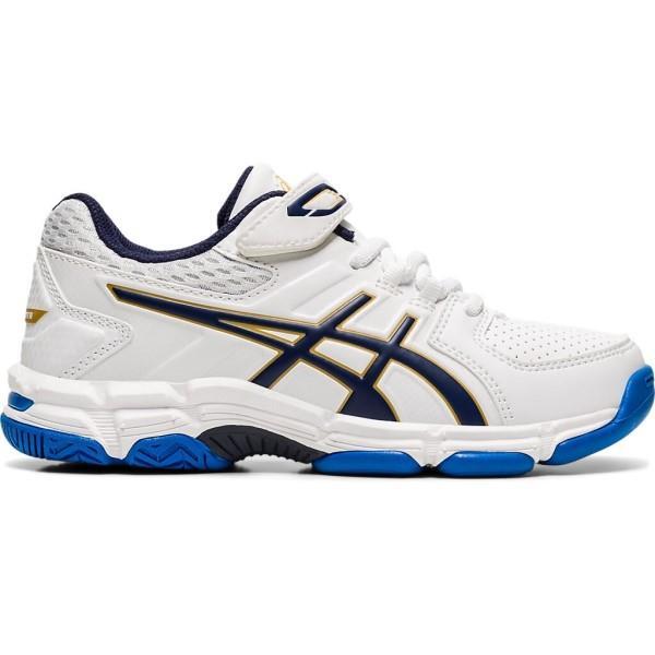 Asics Gel 540TR PS - Kids Cross Training Shoes - White/Peacoat