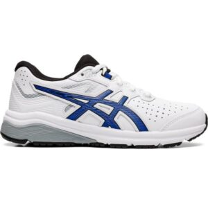 Asics GT-1000 SL GS - Kids Cross Training Shoes - White/Asics Blue
