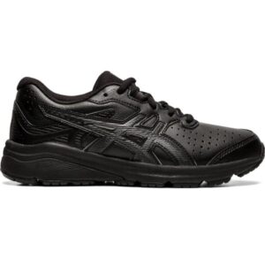 Asics GT-1000 SL GS - Kids Cross Training Shoes - Triple Black