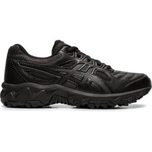Asics Gel Trigger 12 TX GS - Kids Cross Training Shoes - Triple Black