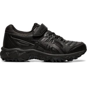 Asics Gel Trigger 12 TX PS - Kids Cross Training Shoes - Triple Black