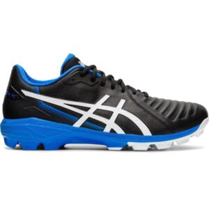 Asics Lethal Ultimate FF - Mens Football Boots - Black/White/Blue