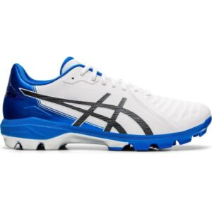 Asics Lethal Ultimate FF - Mens Football Boots - White/Black/Blue