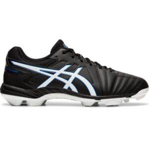 Asics Gel Lethal Club 10 - Mens Football Boots - Black/White/Blue