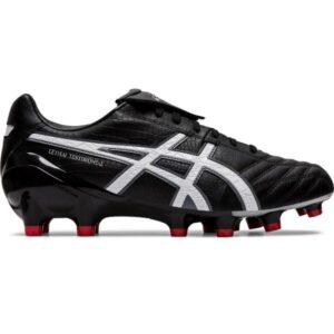 Asics Lethal Testimonial 4 IT - Mens Football Boots - Black/White