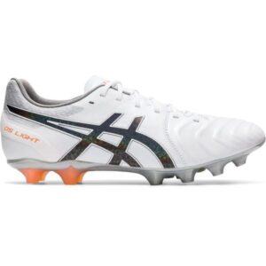 Asics DS Light - Mens Football Boots - White/Black/Orange