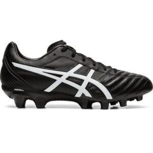 Asics Lethal Flash IT - Mens Football Boots - Black/White