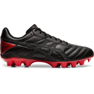 Asics Lethal Speed RS 2 - Mens Football Boots - Black/Red