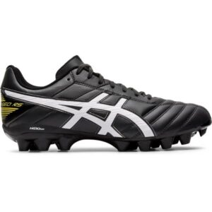 Asics Lethal Speed RS 2 - Mens Football Boots - Black/Graphite/White