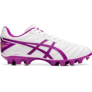 Asics Lethal Speed RS 2 - Mens Football Boots - White/Orchid