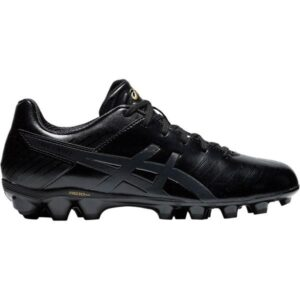 Asics DS Light 3 JR - Kids Football Boots - Black/Graphite Grey