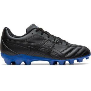 Asics Lethal Flash IT GS - Kids Football Boots - Black/Asics Blue