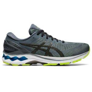 Asics Gel Kayano 27 - Mens Running Shoes - Metropolis/Gunmetal