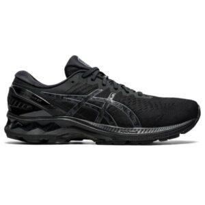 Asics Gel Kayano 27 - Mens Running Shoes - Black/Black