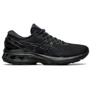 Asics Gel Kayano 27 - Womens Running Shoes - Black/Black
