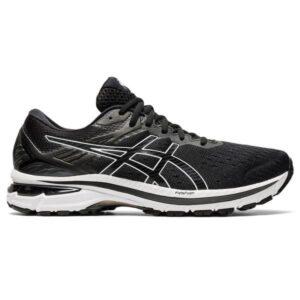 Asics GT-2000 9 - Mens Running Shoes - Black/White