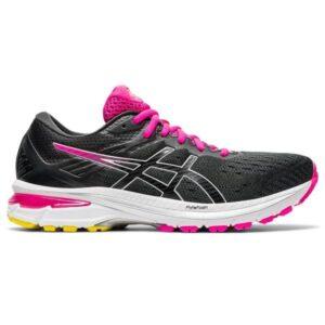 Asics GT-2000 9 - Womens Running Shoes - Graphite Grey/Black