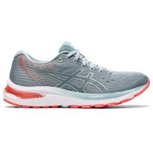 Asics Gel Cumulus 22 - Womens Running Shoes - Piedmont Grey/Light Steel