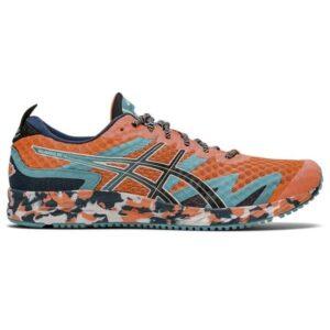 Asics Gel Noosa Tri 12 - Mens Running Shoes - Sunrise Red/Black