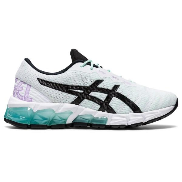 Asics Gel Quantum 180 5 GS - Kids Sneakers - White/Black/Teal