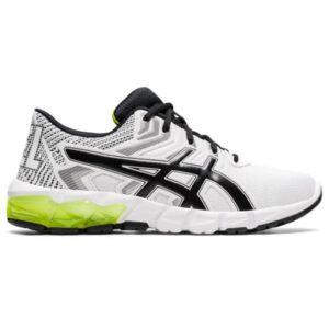 Asics Gel Quantum 90 2 GS - Kids Sneakers - White/Lime Zest