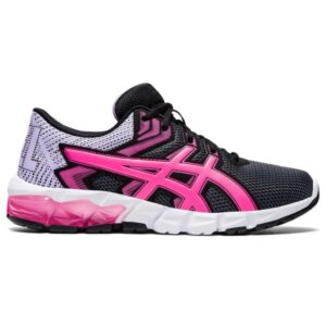 Asics Gel Quantum 90 2 GS - Kids Sneakers - Carrier Grey/Hot Pink