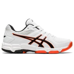 Asics Gel 540TR GS - Kids Cross Training Shoes - White/Black