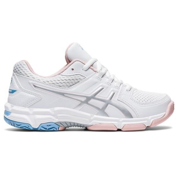 Asics Gel 540TR GS - Kids Cross Training Shoes - White/Pure Silver
