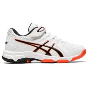 Asics Gel 540TR PS - Kids Cross Training Shoes - White/Black