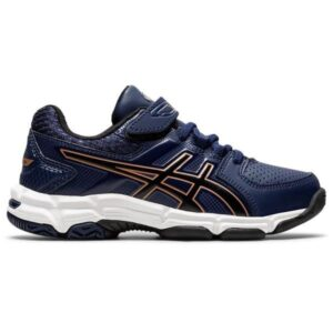 Asics Gel 540TR PS - Kids Cross Training Shoes - Peacoat/Black