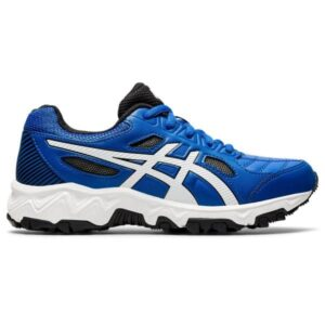 Asics Gel Trigger 12 TX GS - Kids Cross Training Shoes - Tuna Blue/White