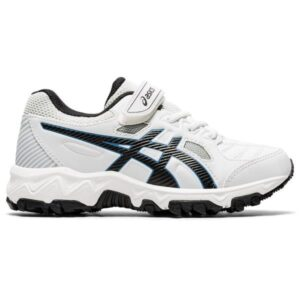 Asics Gel Trigger 12 TX PS - Kids Cross Training Shoes - White/Black